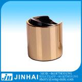 20/410 крышек верхней части диска металла Golen пластичной крышки алюминиевых