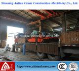 倉庫によって使用される単一のガードの天井クレーン