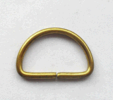 Фабрика направляет кольцо металла Buckle/D Buckle/D способа 23.14mm