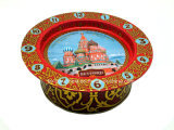 Horloge Tin Box pour la Russie Decoration
