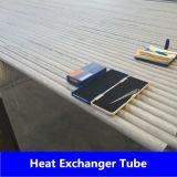 ステンレス鋼の熱交換器の管