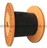 Gli ABS svuotano la bobina di plastica della bobina per la corda del cavo di collegare