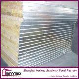上海の工場価格住宅建設のための耐火性の熱絶縁された鋼鉄サンドイッチパネル