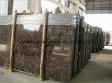 Китайский темный сляб Emperador мраморный для плитки настила/стены