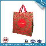 Saco de papel da série cosmética luxuosa para a compra (GJ-bag111)