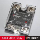 relais semi-conducteur monophasé SSR de 25A DC/AC (SSR-D25)