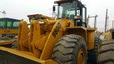 Chargeur sur pneus Caterpillar 980g usagé à l'origine, exporté par le Japon avec une puissante puissance de moteur