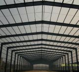 プレハブのGalvanized Industrial、CommercialおよびResidential Steel Structure Building