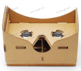 Glaces neuves de virtual reality de carton de 3D Google