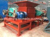 Doppeltes Shaft Shredder Machine für Tire und Car Body