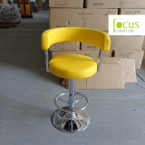 Dining Furniture Swivel PU Lift Kitchen Bar Chair com pedal (FS-B417)