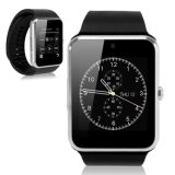 Neues intelligentes Armbanduhr-Telefon Bluetooth für androides Samsung HTC Fahrwerk-Gold