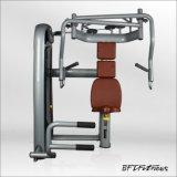 La macchina commerciale di ginnastica di esercitazione della cassa ha messo la pressa a sedere della cassa (BFT-2008)