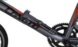 低価格のゲージの自転車のバイク(HPM-031)のための小型ハンドポンプ