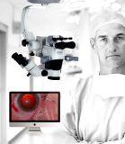 Microscópio de operação Ophthalmic anterior e Posterior