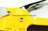 Injetor manual do prego do injetor do grampo de Upholstery do dever médio da mão da ferramenta de potência