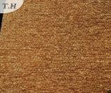 Imballaggio dell'elemento della pianura del tessuto del sofà del Chenille in rullo (FTH31028)
