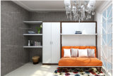 2016 Sepsion Moderne Schlafzimmermöbel Murphy Wand Bett Disappearing Betten mit Sofa Fj-72