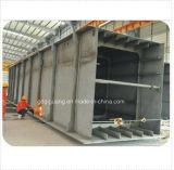 Edificio ligero/oficina/departamento etc de la estructura de acero