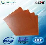 380フェノール樹脂の綿織物の絶縁体の積層物シート
