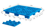 Beste verkaufende blaue hohe Quantitäts-Plastikladeplatte