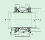 Selo mecânico padrão para a água Pumpe (HBB6)