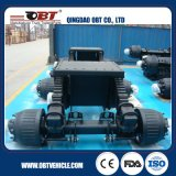 28t 32t 24t Semi-Trailer Boogie Suspension with BPW Axle