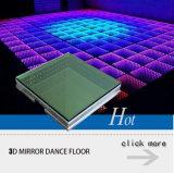Usager 3D coloré RVB DEL Dance Floor de barre de 2016 KTV