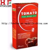Пилюльки диетпитания потери веса травяного естественного завода пилюльки томата тонкие