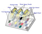 Chambre programmable d'essai de résistance aux intempéries de lampe xénon