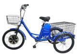 Дешевый 500W электрический неработающий трицикл, самокат 3 колес электрический с свинцовокислотной батареей