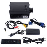 Heimkino Projector 4000 Lumens HD 1080P 3D LED Portable Sd HDMI Handels USB