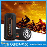 LED (JN1008)를 가진 Cyclist를 위한 6600mAh Outdoor Waterproof Portable Stereo Wireless Bluetooth Speaker