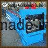 Protezione d'acciaio del Ridge del tetto di taglio di colore idraulico del sistema che forma macchina