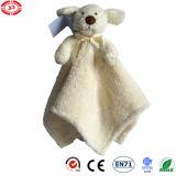 Cobertor macio do luxuoso da opção de Hotsale do presente do bebê do coelho de Easter