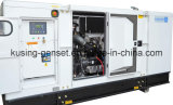 31.3kVA-187.5kVA Lovol 디젤 엔진 침묵하는 발전기 (PK31500)