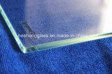 espaço livre do ferro de 10mm vidro Tempered do baixo