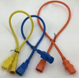 Corde de courant alternatif d'UL et de VDE pour l'usage en Nord-américain