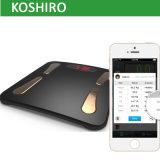 Маштаб утяжеления жировых отложений Bluetooth
