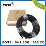 Manguito del aceite combustible del SAE J 30 R9 FKM de la marca de fábrica de Yute