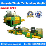 Y81t-2500는 푸시 아웃한다 PLC 운영 유압 금속 조각 포장기 (세륨 ISO)를