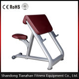 Tz 6025 Preacher Curl 또는 Good Quality Fitness Machines