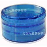 Acrylplastikrauch-Kraut-Tabak-Schleifer-Zerkleinerungsmaschine-Hand