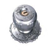 La patente de diseño china Diámetro-Echó los bloqueos de la perilla de Cylinderical de la aleación del cinc