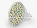 Luz del punto de Glassgu10 Gu5.3 MR16 E27 B22 LED