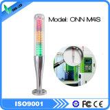 Luz ligera amarilla roja del estroboscópico de la barra/LED del estroboscópico LED del verde de M4s mini