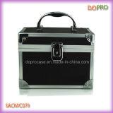 귀여운 장식용 조직자 예 검정 PVC 메이크업 상자 (SACMC079)