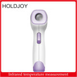 Termometro infrarosso di temperatura dell'affissione a cristalli liquidi Digital della lampadina del laser di IR dell'ente senza contatto tenuto in mano