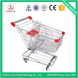 Chariot à centre commercial, chariot de centre commercial, chariot à achats (JT-E20 210L)