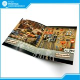 Imprimante excentrée pour le magasin et la brochure de livre de catalogue
